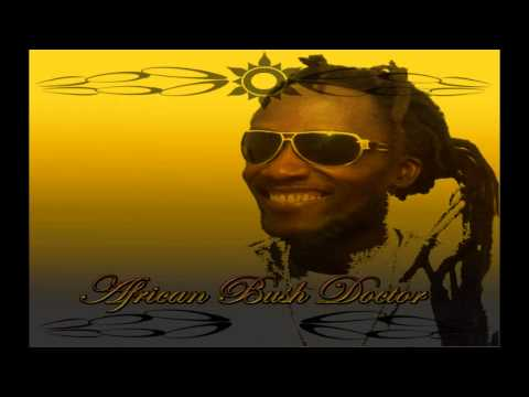 African Bush Doctor - Not For Sale