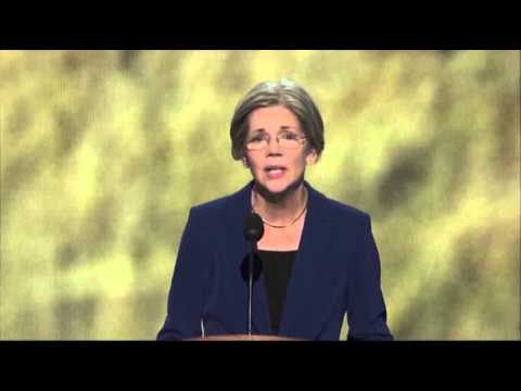 Warren: Obama Is a Fighter for Middle Class