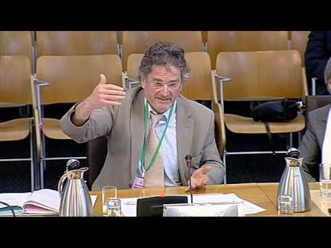 Education and Culture Committee - Scottish Parliament: 23rd April 2013