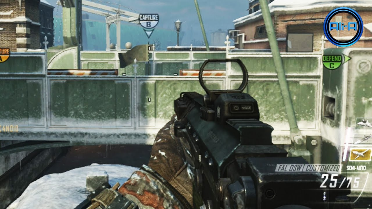 Frost Gameplay Black Ops 2 Multiplayer New