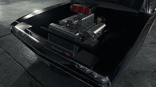 Dodge Challenger R T 1970 Del Desguace Terminado  Car Mechanic Simulator 2018
