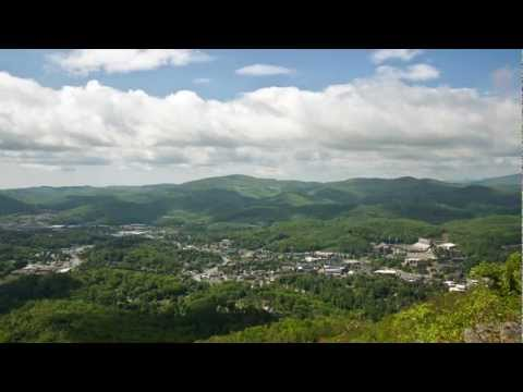 Appalachian State University Campus Time-lapse