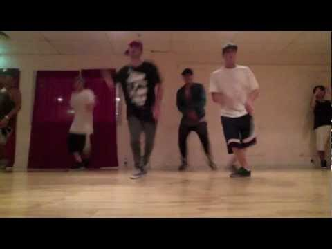 Jesse Rasmussen Choreography - JTOWN Productions - Money Right - Musiq Soulchild