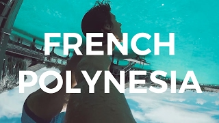 FRENCH POLYNESIA IN 30 SECONDS // Marco Nardone