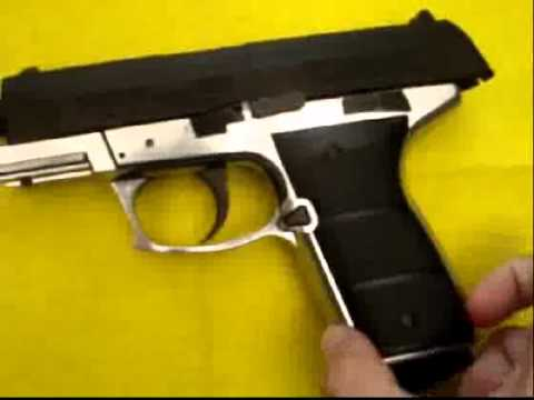 Daisy 5501 Powerline CO2 Pistol - Review Airsoft