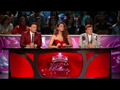 Nuestra Belleza Latina Programa 9 5-5-2013