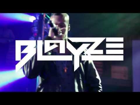 Blayze Performances - Live South African Hip Hop   Rap video