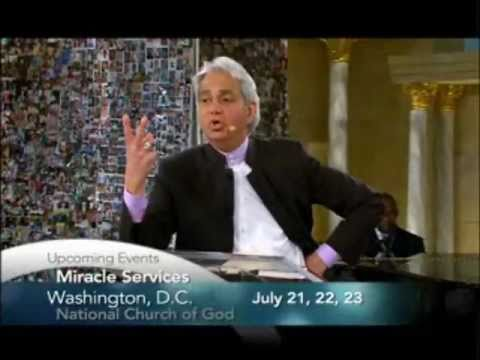 Benny Hinn - How to Get Result from Prayer