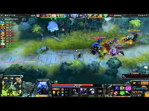 MitH vs Invasion, Starladder Sea Preseason by Egamingbets, WB Semifinal, Game1
