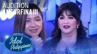 Ameurfina III - Roses | Idol Philippines 2019 Auditions