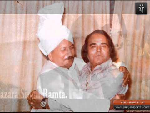Ramte Da Viyah Actor Ho Giya || Hazara Singh Ramta || Best Song video