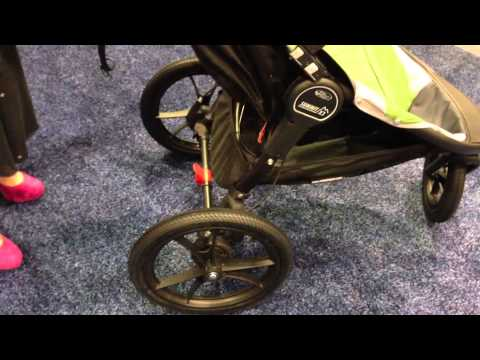 ABC Kids 2012: Baby Jogger's New Summit X3