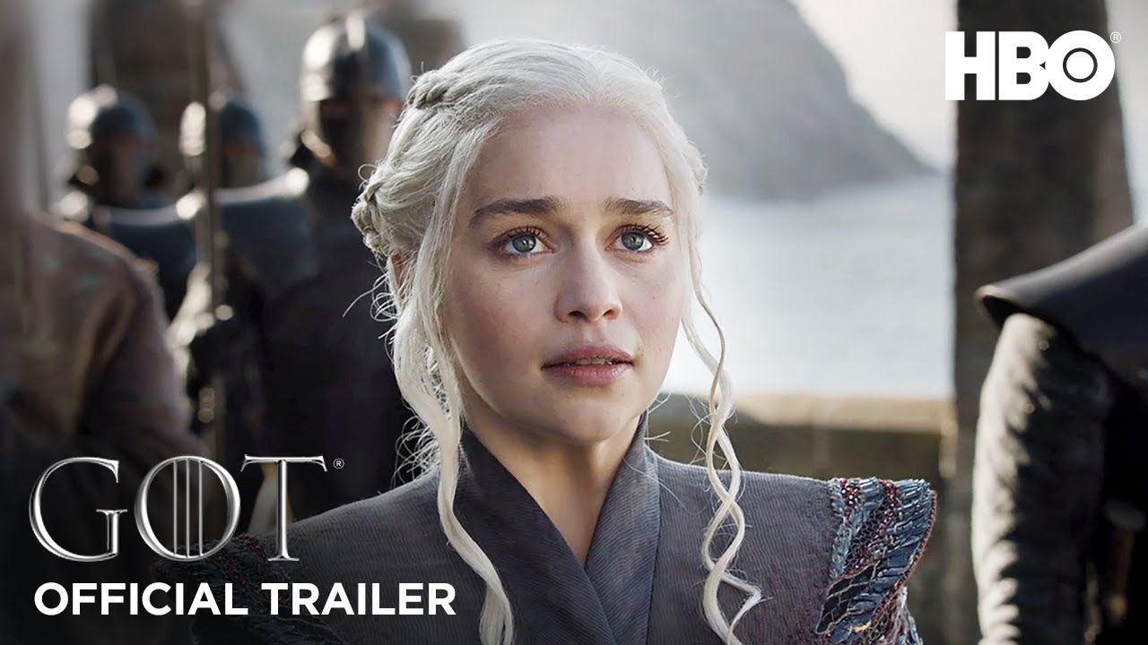 Game of Thrones Season 7 - Trailer