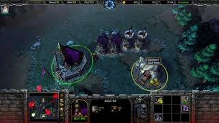 Northern Isles Human versus Undead Warcraft III 8 15 2018