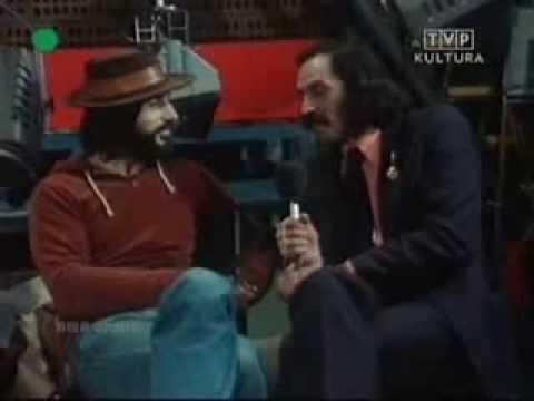 Czesław Niemen- Live In Bombay 1978 (wywiad)