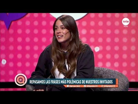 Tini - Entrevista en Uruguay