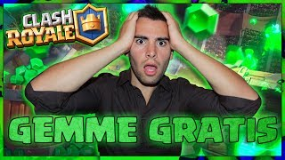 Gemme Gratis Clash Royale Oltre 50€ a Settimana 2017 IOS Android Brawl Stars