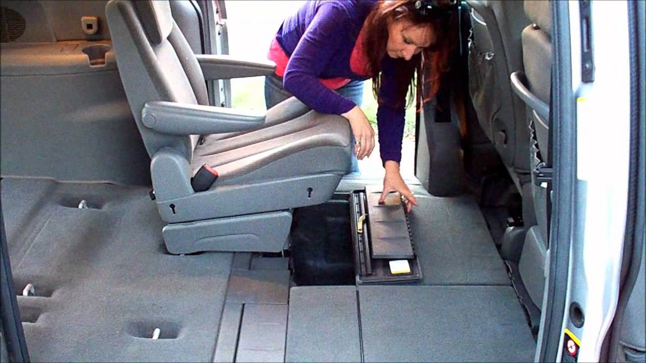 Chrysler Grand Voyager 2005 Youtube