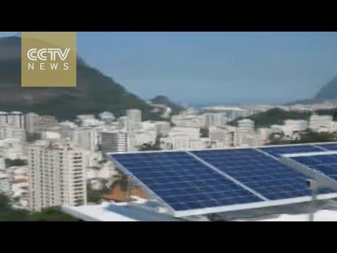 Solar slums bring affordable energy to Rio's favelas
