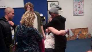Meeting The Wanted - 26.10.12