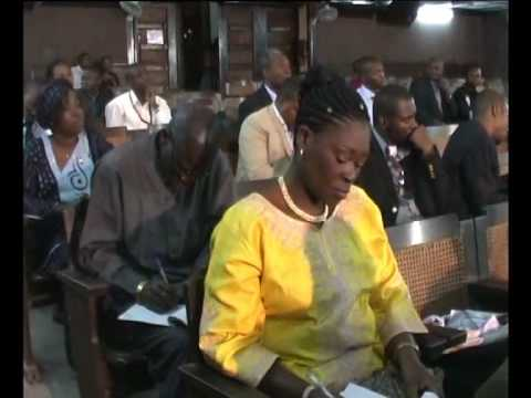 Journée du Barreau de la Gombe de Kinshasa : 41ème Anniversaire du barreau de la Gombe II