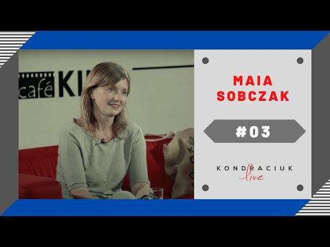 Kondraciuk LIVE! #3 Maia Sobczak Qmamkasze.pl Dieta Wegetariańska Zdrowe Odżywianie Lifestyle