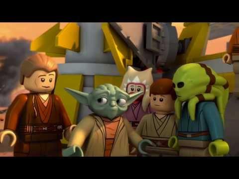 LEGO Star Wars: The Yoda Chronicles --
