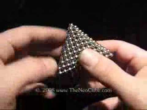 The NeoCube 01 individual high-energy sphere magnets