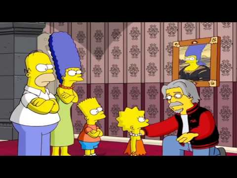 ¿Maggie no es hija de Homero Simpson?