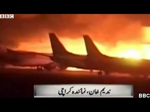 Pakistani Taliban Claims Attack On Karachi Airport