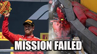 Ferrari In 2019 - Mission Failed - Part 1