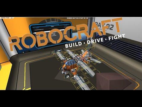 Robocraft Tutorial: Aero Rods