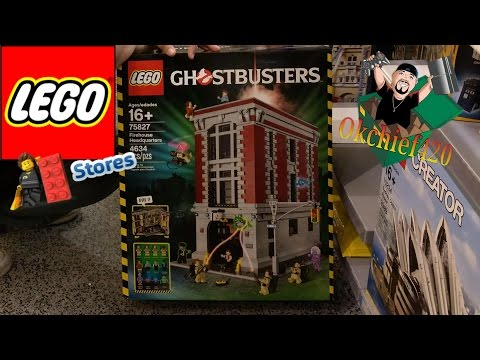 Okchief420 Toy Hunting EP. 62 Lego Store