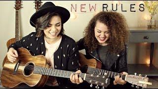 New Rules - Mackenzie Johnson & Katia (Dua Lipa Cover)