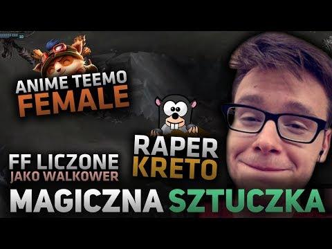 Nowy Profesjonalny Raper Kreto / Niqu Dostał -3 pkt. na Turnieju za Poddanie Giereczki