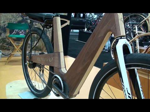 Renovo Hardwood Frame Electric Bike w Shimano STEPS | Electric Bike Report
