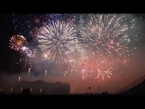 Le Grand Feu de Saint Cloud 2016: ENORME bouquet final