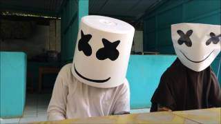 MARSHMELLO - ALONE Parody Music Video By XII MIPA 3