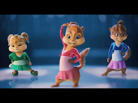 Miley Cyrus - We Can't Stop [Chipmunk Version alvin y las ardillas] 2013