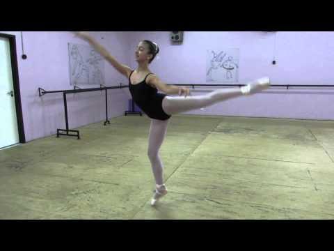 Smile Ballet Clássico Solo Feminino Juvenil Paola Rihan