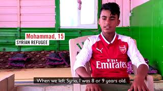 Coaching For Life – The Arsenal Foundation & Save The Children