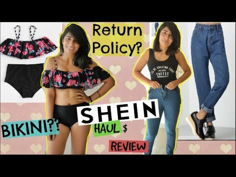 Shein Haul (First Impression) || Tips to order || Shein Review