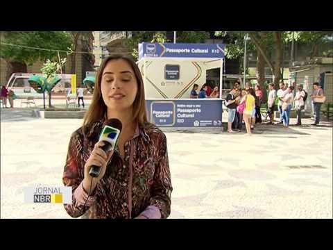 Passaporte Cultural Rio permite acesso gratuito a eventos culturais