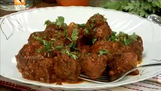 "Annies Kitchen With Malayalam Film Actor ""Meghanathan "" 