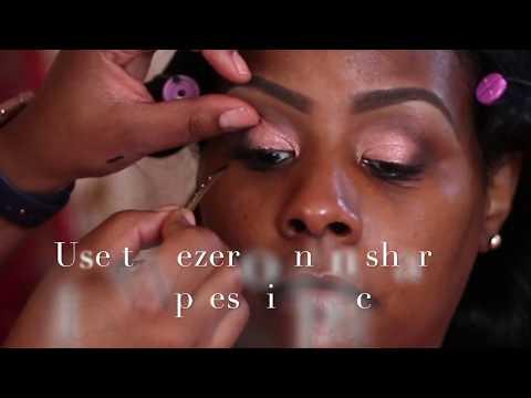 Reverse eyelash tutorial | HACK |Darbiedaymua