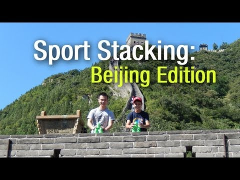 Sport Stacking in Beijing