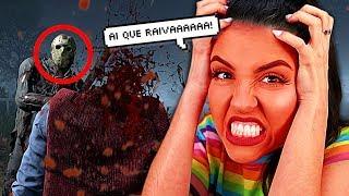 SOU O JASON MAIS FURIOSO DESSE JOGO (Sexta Feira 13 - Friday the 13th: The Game)