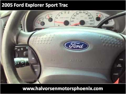 2005 Ford Explorer Sport Trac Used Cars Phoenix AZ