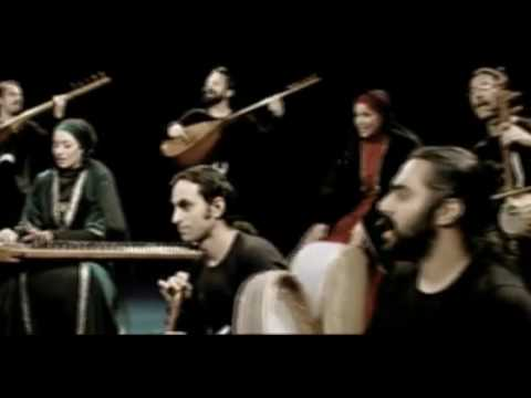 Rastak (an Iranian Music Group)  Annoucement 2010 video