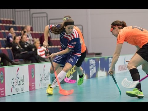 Women's WFC 2015 - USA v NED